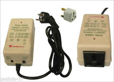 VOLTAGE CONVERTER TRANSFORMER STEP UP / DOWN 100W FROM 220 TO 110V & 220 TO 110V