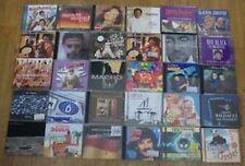 10 CD aus 351 CDs aussuchen Sammlungsauflösung Pop Deutsch Rock Schlager usw
