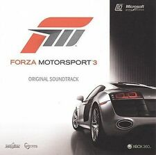 Forza 3: Original Soundtrack, Lance Hayes, New Soundtrack