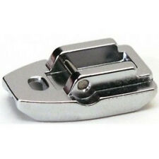 Snap on Metal Invisible Concealed Zipper foot Babylock Brother Singer