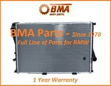 OEM BEHR BMW E39 540 E38 740I, 740IL 750IL  RADIATOR - PART # 17 11 1 436 063