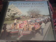 cd I'm a hotel boater barry Watson and friends blind lemon blues