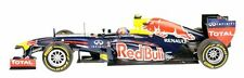 MINICHAMPS 110120072 Red Bull Racing M.Webber Showcar 2012 1:18 NEU/OVP