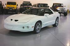 2002 Pontiac Firebird Trans Am Coupe 2-Door