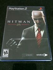 Hitman Blood Money Sony PlayStation 2, 2006 PS Complete Game Mature Gore Killing