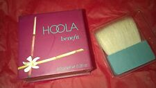 Benefit Hoola Bronzing Powder    8.0g Net wt.0.28 oz. BRAND NEW!!W/ free sample!