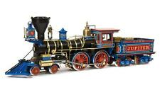 "Elegant, finely detailed model train kit by OcCre: the ""Jupiter Locomotive"""