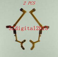 2PCS/ NEW LENS Anti shake Flex Cable for CANON G10 G11 G12 Camera Repair Part