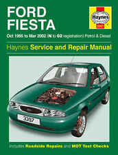 Ford Fiesta Repair Manual Haynes Manual  Workshop Service Manual  1995-2002 3397