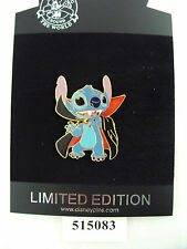 Disney Store Stitch Halloween Costume Set Stitch as aLady Bug Only Pin LE