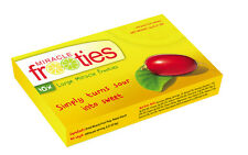 Miracle Fruit Tablets Frooties Miraculin 600mg Double Size Tabs Unisex 10 tabs
