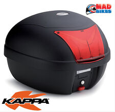 Kappa K28BAS Moto / Scooter Top Case Monolock & Universel Plaque de fixation
