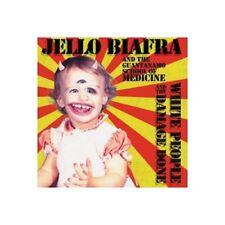 JELLO BIAFRA & GUANTANAMO SCHOOL OF MEDICINE: WHITE PEOPLE & THE D... CD NEU