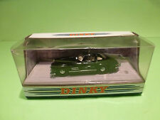 DINKY TOYS DY-12B MERCEDES BENZ 300SL GULLWING - BLACK 1:43 - NEAR MINT IN BOX