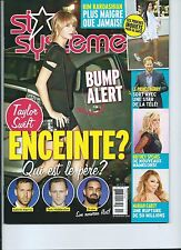 TAYLOR SWIFT, BRITNEY, KARDASHIAN, AMY ADAMS, MARIAH *STAR SYSTEME* NOV 2016