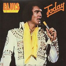 CD Elvis PRESLEY Today  (1975) - Mini LP REPLICA - 10-track CARD SLEEVE