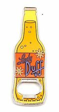 NEW Universal Studios Exclusive THE SIMPSONS Lady Duff Magnet Bottle Opener