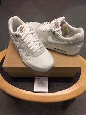 nike air max 1 light bone summit   2012   brand new  uk 10   usa 11