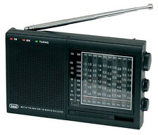 Trevi MB 741- Portable Multiband Radio Shortwave World Receiver