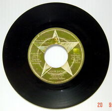 1973'S 45 R.P.M. RECORD, BEATLE RINGO STARR, YOU'RE SIXTEEN, DEVIL WOMAN