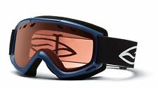 Smith Snow / Ski Goggles Cascade Air Navy/RC36 Lens Sale Price! Brand new in box