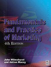 Fundamentals and Practice of Marketing (Chartered Institute of Marketing), Macka