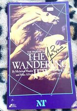 Mark Rylance Signed The Wandering Jew Theatre Programme The BFG Bridge Of Spies