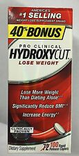 Muscletech Hydroxycut Pro Clinical 100ct Free Shipping Expiry 2018 BLOWOUT SALE