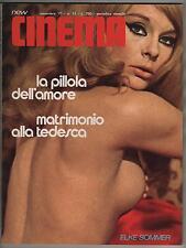 NEW CINEMA 11 1971 sheila white anita strindberg barbara bouchet dominique sanda