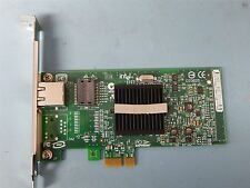 Dell/Intel PRO PT Single Port 0U3867 Ethernet NIC Network Card PCI-E 10/100/1000