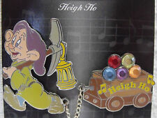 Disney Magical Musical Moments Trading Pin #64 Heigh Ho Dwarf Dopey Snow White