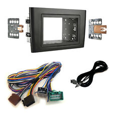 Volvo XC90 Double Din Car Stereo Fascia Panel Fitting Kit