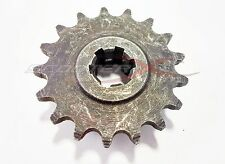 17 tooth sprocket gear Petrol mo-ped Gasoline motor scooter part mini pit bike