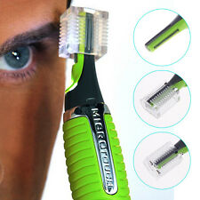 Micro Touch Max Personal Ear Nose Neck Eyebrow Hair Trimmer Groomer Remover #55