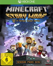 Minecraft Story Mode - A Telltale Games Series Xbox One