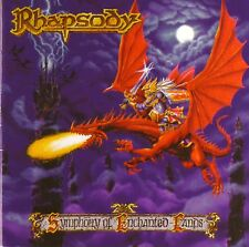 CD - Rhapsody - Symphony Of Enchanted Lands - #A3384