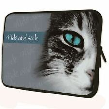 "17"" LAPTOP SLEEVE CARRY CASE BAG 4 ALL LAPTOPS, FREE POST *CAT EYE*"