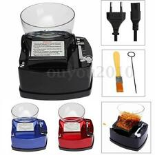 Hot Electric Cigarette Rolling Machine Tobacco Roller Automatic Injector Maker