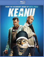 Keanu (Blu-ray Disc, 2016, Includes Digital Copy UltraViolet)