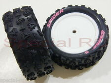 Louise RC 1/10 Buggy Tire Spider 4WD Front Soft + black insert #L-T3198SI