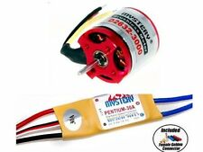 NQD TEAR INTO BRUSHLESS CONVERSION KIT JET BOAT PLUG & PLAY MOTOR ESC SERVO FAST