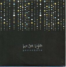 (784C) Parachute, We See Lights - DJ CD