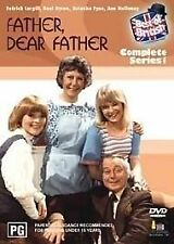 Father, Dear Father UK The Complete Series One 1 Dvd Region 4 Used But Near New
