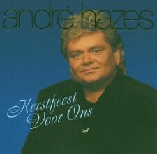 Andre Hazes -   Kerstfeest Voor Ons       New cd