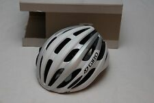 New Giro Foray Bike Helmet Matte White Silver Large Road Vented Race Cycling