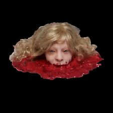 Life Size Bloody Head - Halloween Prop & Decoration - The Walking Dead Corpse
