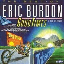 "ERIC BURDON AND THE ANIMALS  ""GOOD TIMES"" CD NEU"