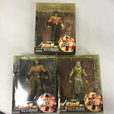 FIST OF THE NORTH STAR FIGURES 2007 KENSHIRO RAOH TOKI JAPAN ANIMATION MANGA