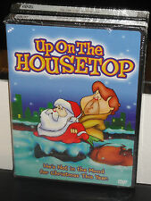 Up on the House Top (DVD) He Not in The Mood For Christmas This Year. BRAND NEW!