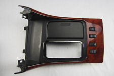 1998 99 2000 2001 02 LEXUS GS 300 GS300 CENTER CONSOLE CUP HOLDER SHIFT BEZEL